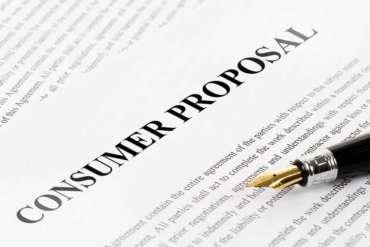 Consumer Proposal Toronto